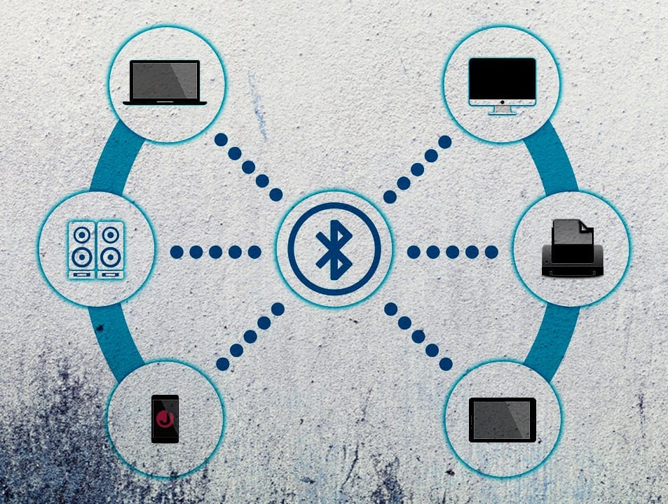 Connecting Bluetooth Devices