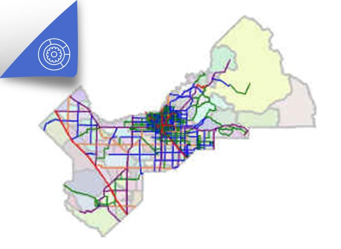 Fresno County Transportation Modeling
