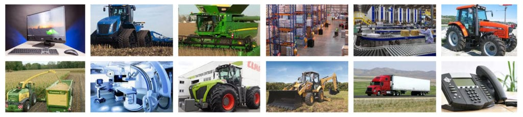 Equipment Covered by Our Business Equipment Loans | Kingsburg, CA