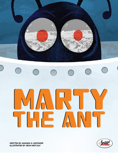 Marty the Ant