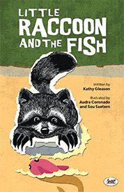 Little Raccoon and the Fish