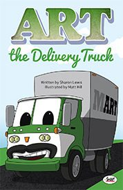 Art the Delivery Truck