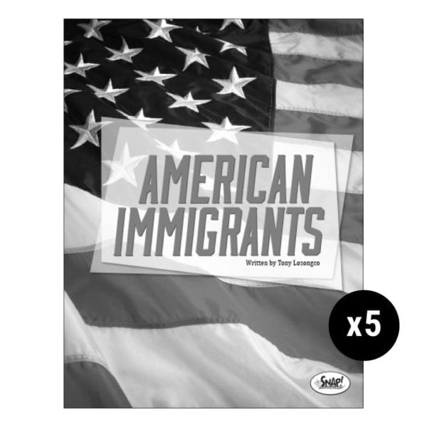 American Immigrants 5-Pack
