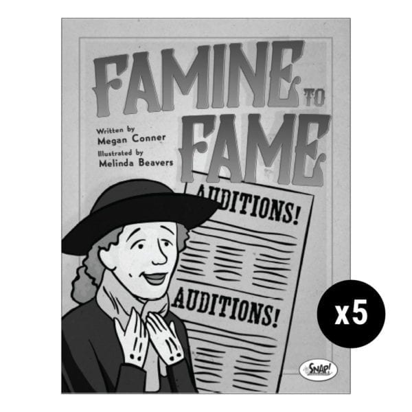 Famine to Fame 5-Pack