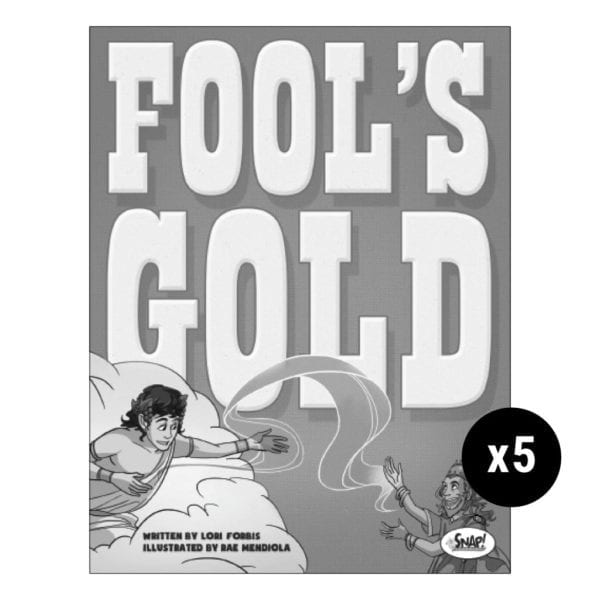 Fool's Gold 5-Pack