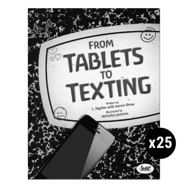 From Tablets to Texting Set