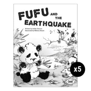 Fufu and the Earthquake 5-Pack