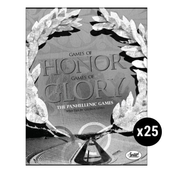 Games of Honor Set