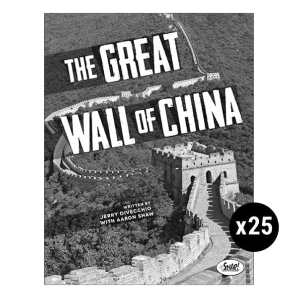 The Great Wall of China Set