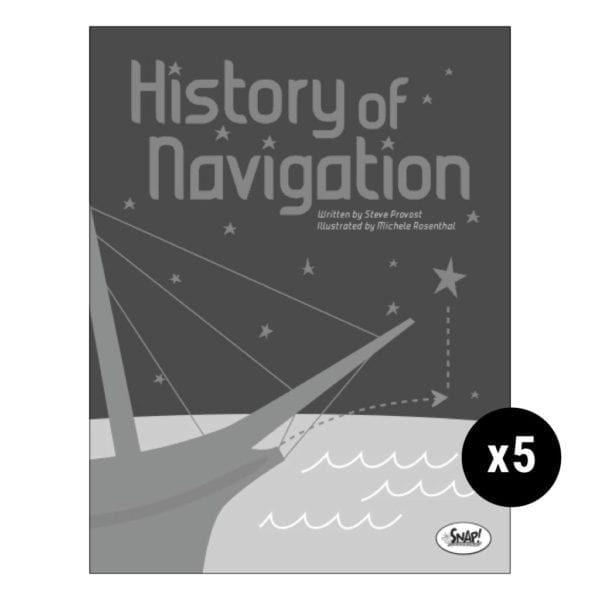 History of Navigation 5-Pack
