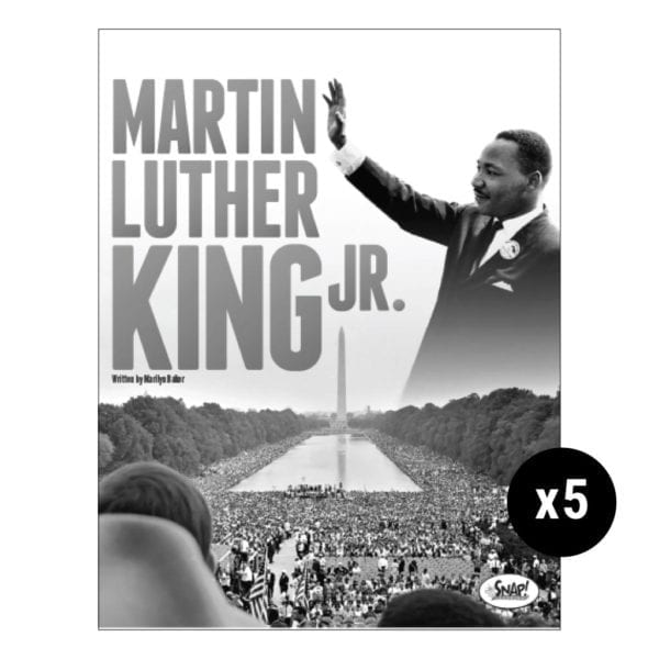 Martin Luther King Jr 5-Pack