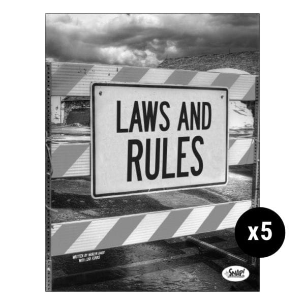 Laws and Rules 5-Pack