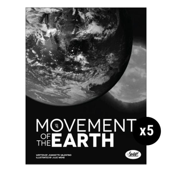 Movement of the Earth 5-Pack