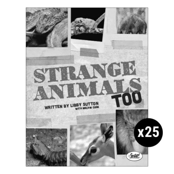 Strange Animals Too Set