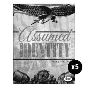 Assumed Identity 5 Pack