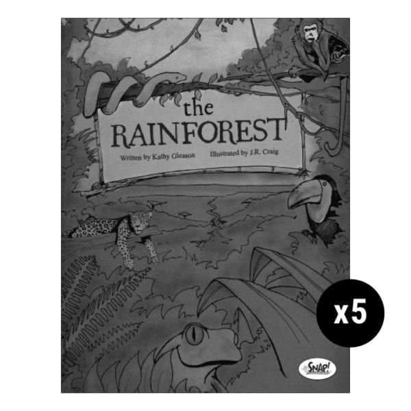 The Rain Forest 5 Pack