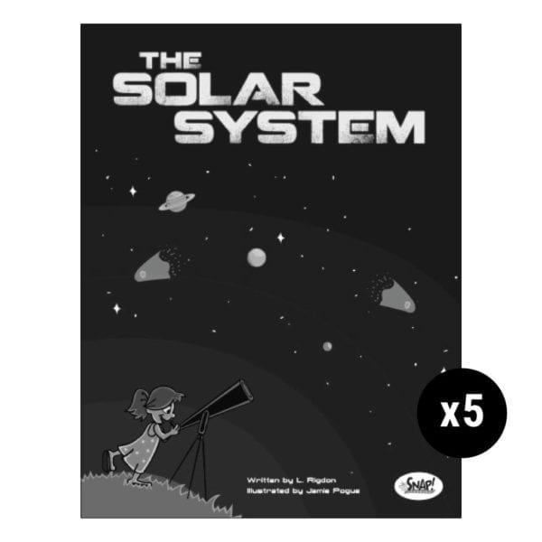 The Solar System 5-Pack