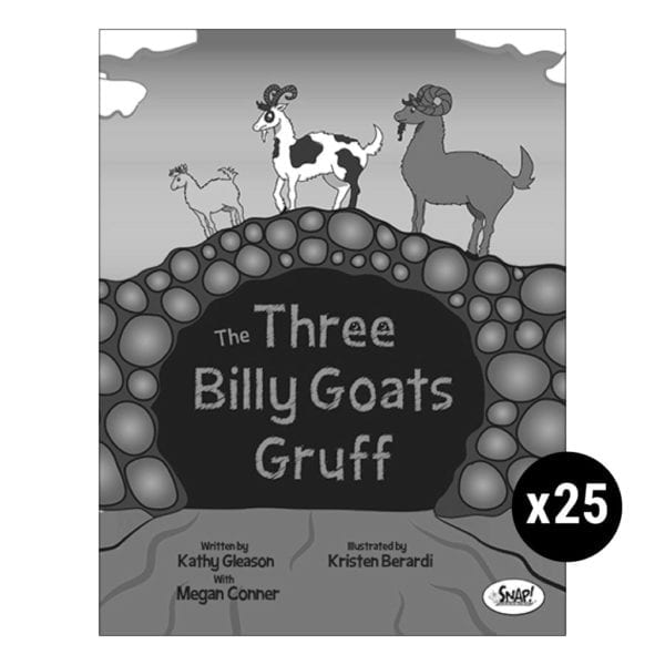 The Three Billy Goats Gruff Set
