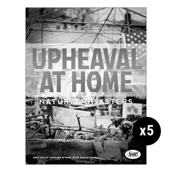 CRP Upheaval at Home 5 Pack