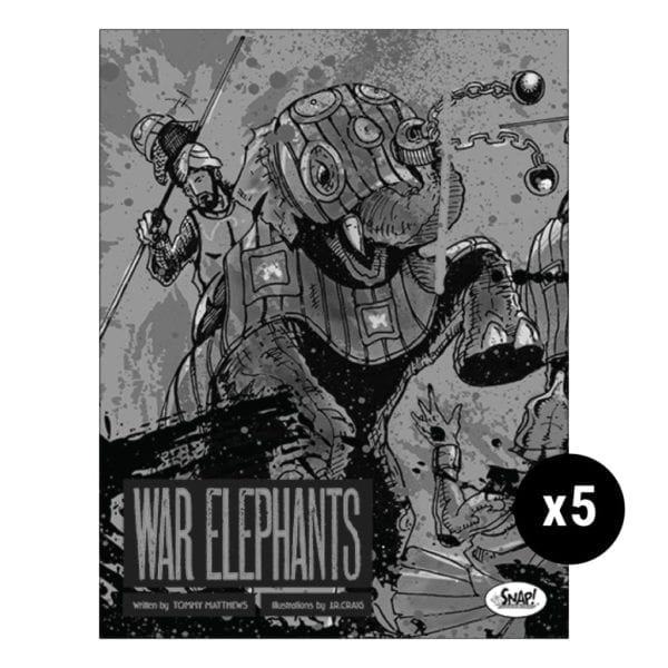 War Elephants 5-Pack