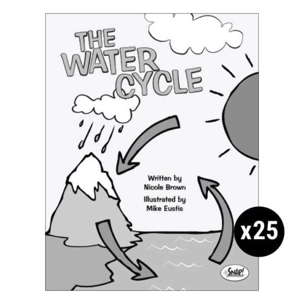 The Water Cycle Set