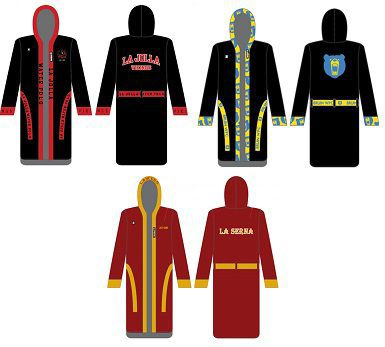 water polo robes